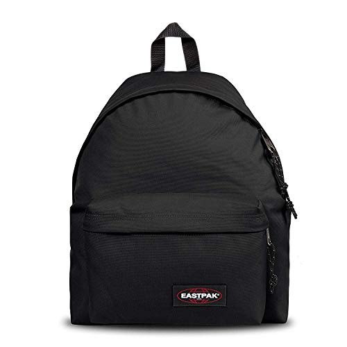 Eastpak Padded Pak'R, Zaino Casual Unisex – Adulto, Nero (Black), 24 liters, Taglia Unica (30 x 18 X 40 cm)