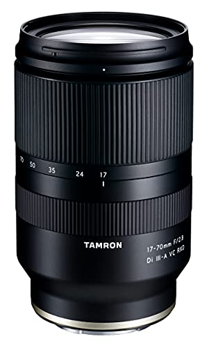 Tamron 17-70mm f/2.8 Di III-A VC RXD Lens for Sony...