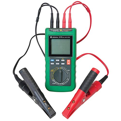 Greenlee - Meter, Cable Length (Clm-1000), Elec Test Instruments (CLM-1000)