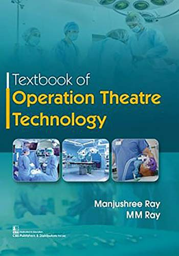 TEXTBOOK OF OPERATION THEATRE TECHNOLOGY (PB 2020)