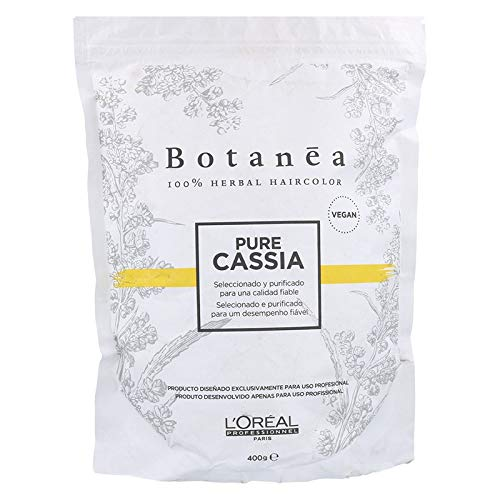 Loreal Botanea 100% herbal haircolor pure cassia (pure cassia)