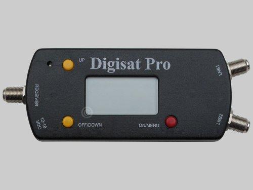DigiSat Pro - LCD 2fach Sat-Finder