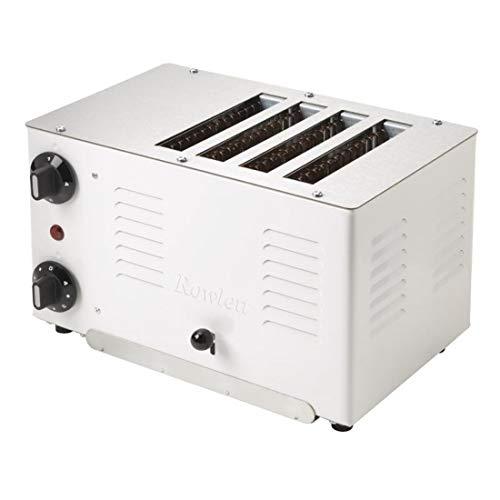 ROWLETT (Rutland dl277Regent Toaster, 4SLOT Modell