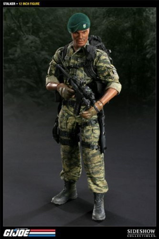 GI Joe Sideshow Collectibles 12 Inch Deluxe Action Figure Ranger Stalker by Sideshow Collectibles