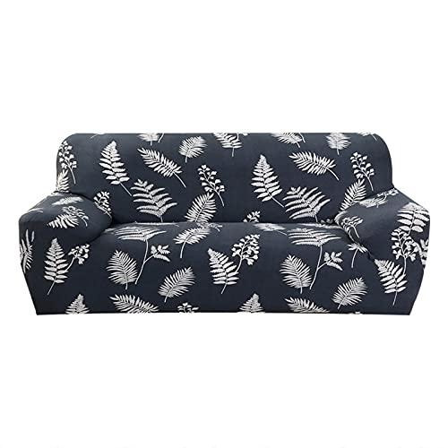 WXQY Funda elástica para sofá Funda para sofá de Sala de Estar Funda para sofá elástica elástica Funda para sillón de Esquina en Forma de L Funda para sofá A12 1 Plaza