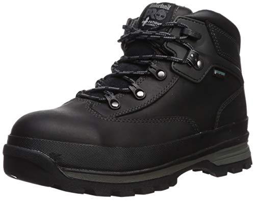 Timberland PRO - - Chaussures Euro Hiker Al WP pour Homme, 39 2E EU, Black