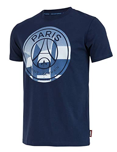 Paris Saint-Germain T-Shirt PSG, officiële collectie, kindermaat