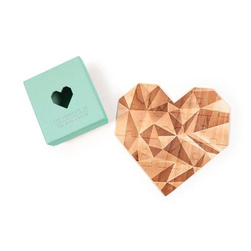Luckies Romantisches Puzzle