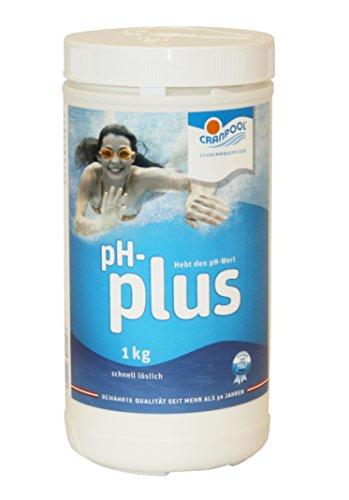 Cranpool pH-Plus 1kg - pH-Wert Heben mit System