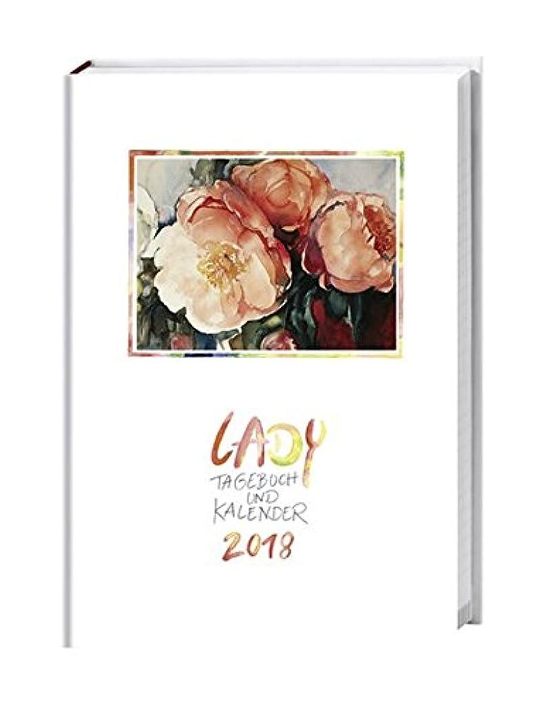 該当する今晩無駄なLady Tagebuch und Kalender A5 2018