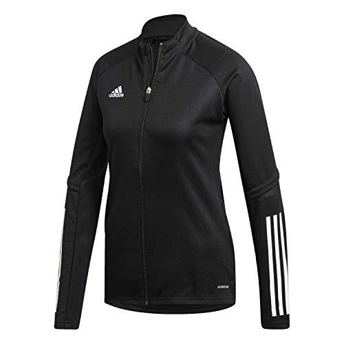 adidas Womens Con20 Tr JKT W Jacket, Black, S