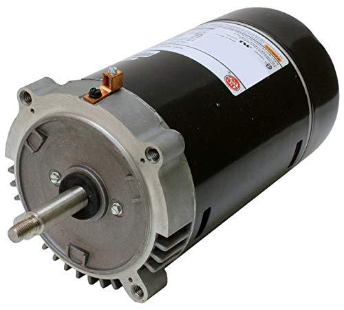 1 hp 3450 RPM 56J 115/230V Swimming Pool Pump Motor - US Electric Motor