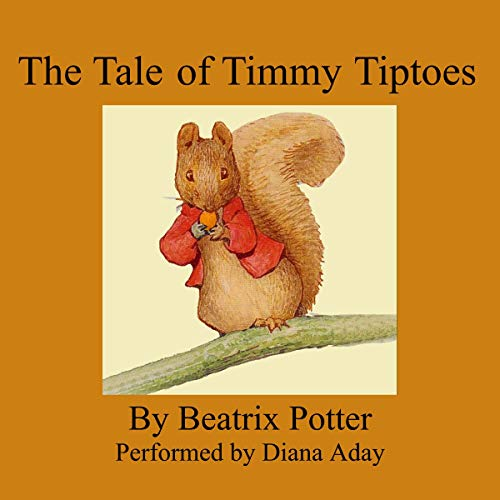 The Tale of Timmy Tiptoes cover art