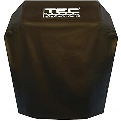 Tec Vinyl Grill Cover For G-sport Fr On Pedestal