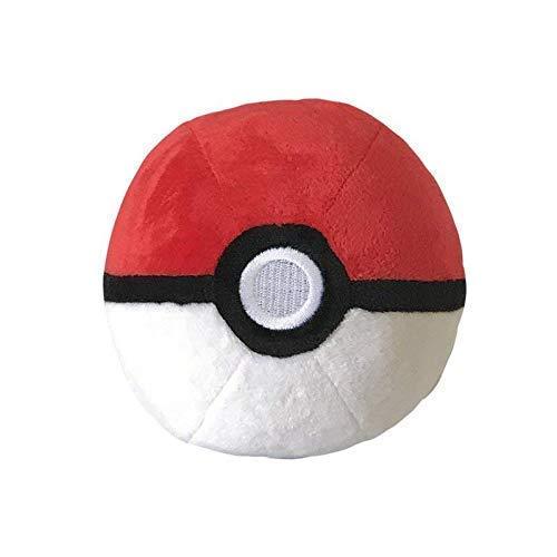 Lively Moments LM 97338 Pokémon - Peluche a Forma di Sfera,, 10 cm