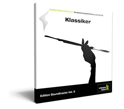 Klassik Radio | Edition Soundtracks - Klassiker, Filmmusik vom Klassik Radio Pops Orchestra unter Nic Raine