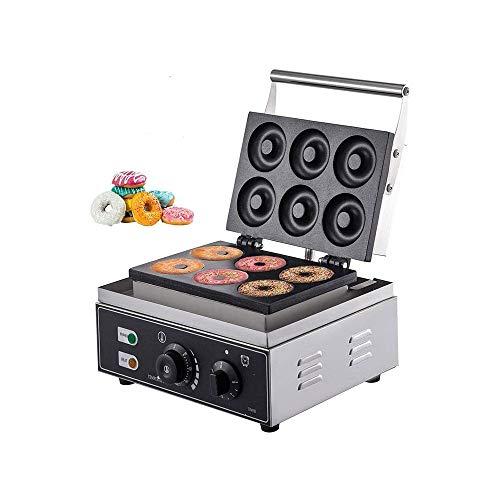 LKNJLL Mini Donut Electric Maker Kit Set,Small Donut Snack Machine
