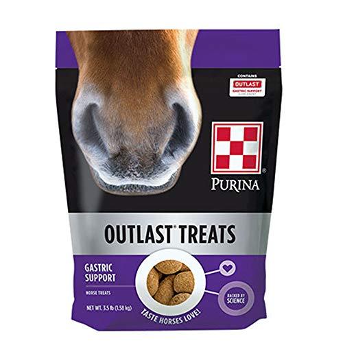 Purina Outlast Horse Treats, 3.5 lb
