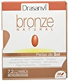 Drasanvi Bronze Natural Perlas de Sol - 30 Cápsulas