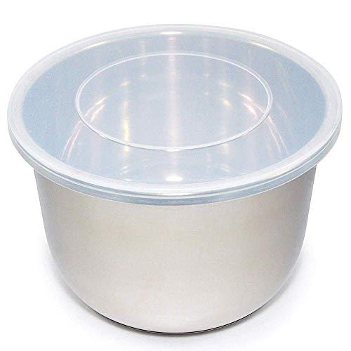 1 coperchio in silicone elasticizzato, coperchio in silicone per alimenti, coperchio a pressione per ciotola, ermetico, piatti, barattoli, congelatore, insalata, sicuro