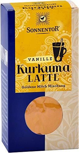 Sonnentor Bio Kurkuma Latte Vanille bio (2 x 60 gr)