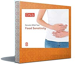 Accurate Food Allergies and Food Intolerance DNA Test for Wheat Gluten Gene (Celiac Disease) ; Home Testing Kit is a Fast & efficient Diagnostic which can be Carried Out in Comfort of Your own Home