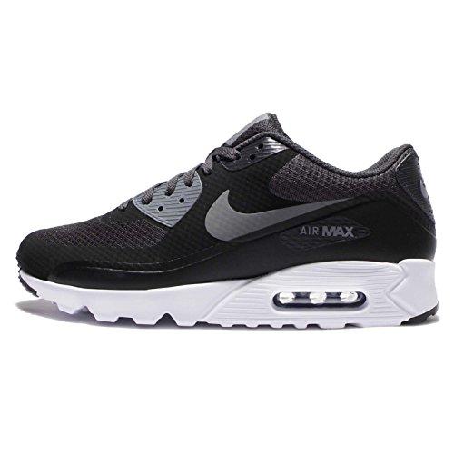 Nike Air Max 90 Ultra Essential, Scarpe da Corsa Uomo, Nero (Black/Cool Grey/Anthracite/White), 40.5 EU