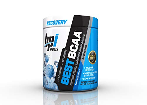 Bpi Sports Best BCAA (30 serv) Blue Raspberry, 300 g