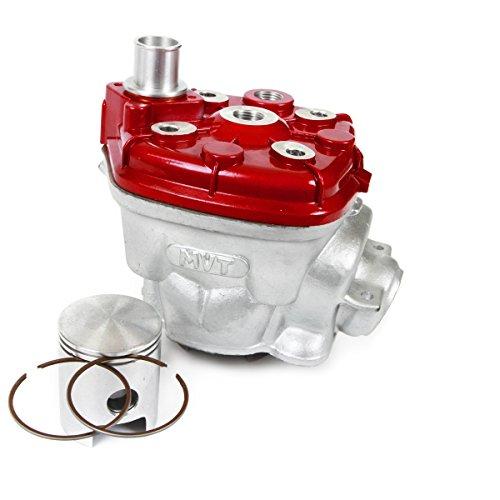 MVT 033007- Motor Iron Max de cilindro y culata con fuente adaptador AM6 en hierro fundido