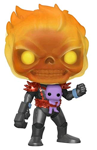 Funko-Cosmic Ghost Rider Pop Figura de Vinilo, Multicolor (43003)