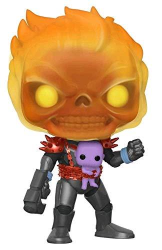 Funko 43003 Cosmic Ghost Rider Pop Figura de Vinilo, Multicolor