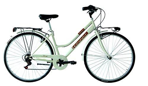 Coppi - City Bike Adulto, Cambio Shimano