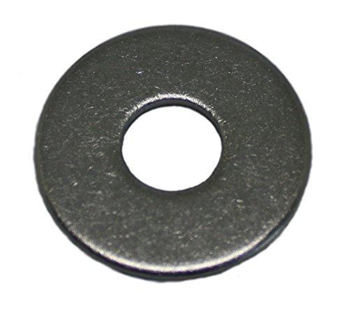 Unterlegscheiben DIN 9021 Karosseriescheibe Edelstahl M2, M2,5, M3, M4, M5, M6, M8, M10 (100, M2)
