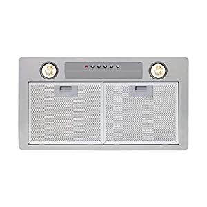 CATA GT Plus Encastrada Blanco 820m³/h – Campana (820 m³/h, 49 dB, 65 dB, Encastrada, Blanco, 50 W)