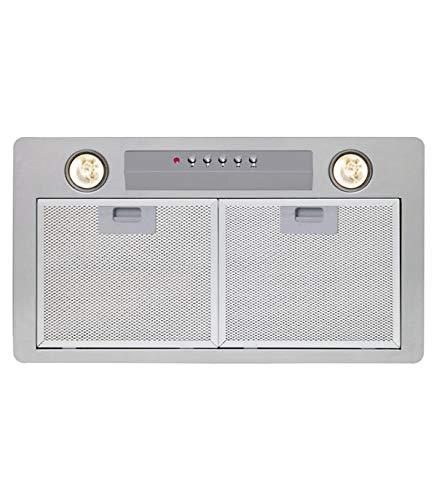 CATA GT Plus Encastrada Blanco 820m³/h - Campana (820 m³/h, 49 dB, 65 dB, Encastrada, Blanco, 50 W)