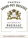 CHÂTEAU GRAND PUY DUCASSE 1985 // 5ème Cru Classé// - (Etiqu. légèrement abîmée)