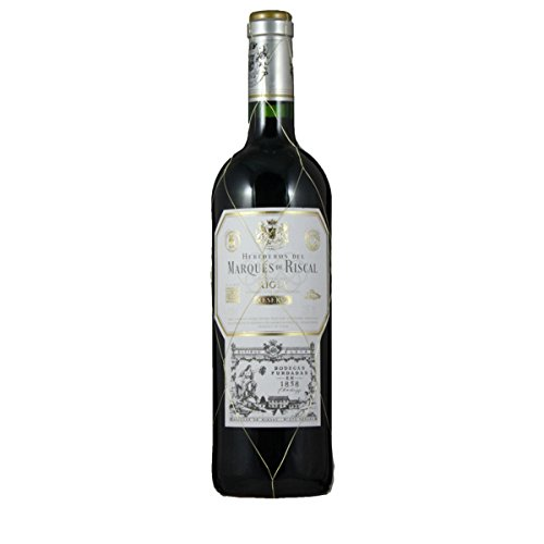 Marqués de Riscal 2014 Marqués de Riscal Reserva Rioja D.O.Ca. 0.75 Liter