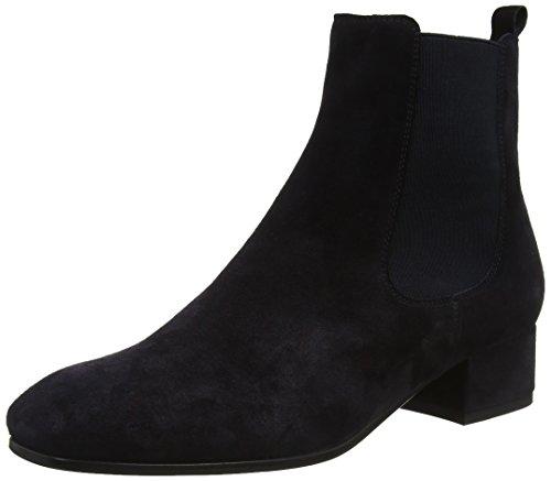 Kennel und Schmenger Damen Tessa Chelsea Boots, Blau (Pacific 348), 38 EU