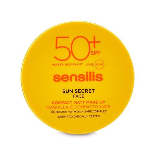Sensilis Sun Secret - Maquillaje Compacto Acabado