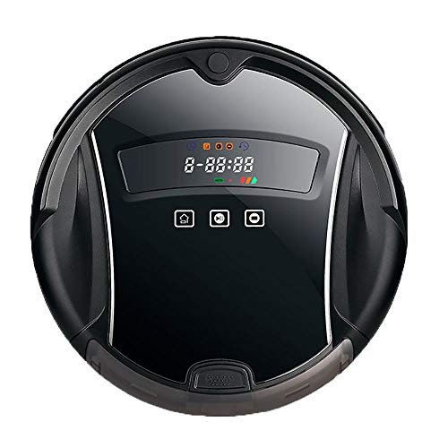 New Robot Vacuum and Mop: 2000pa Strong Suction, Route Planning, Handles Hard Floors and Carpets Ide...