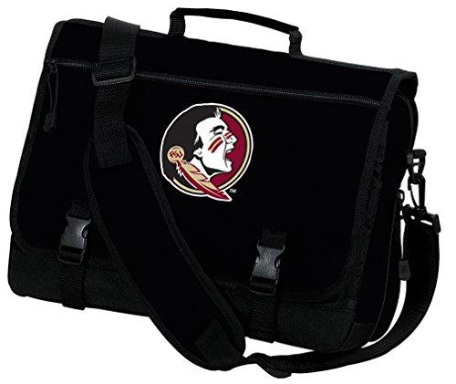 Broad Bay Florida State University Laptop Bag FSU Computer Bag or Messenger Bag