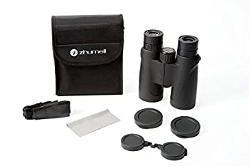 Zhumell 10x42 Roof Prism Binocular - Bright and Sharp Views