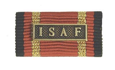 Weitere... Bande Boucle Utilisation à l'étranger ISAF