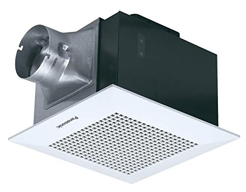 Panasonic FV-24CU8 151mm Ceiling Mount Ventilation Fan (Off-White)