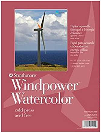 Strathmore Windpower Sketch Pad 11.75 x 14 by Strathmore