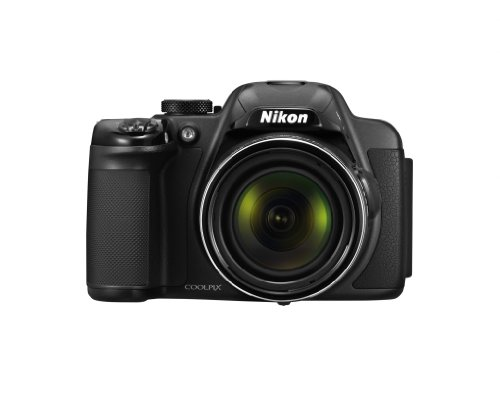 Nikon COOLPIX P520 18.1 MP CMOS Digital Camera with 42x Zoom Lens and Full HD 1080p Video (Black) (OLD MODEL)