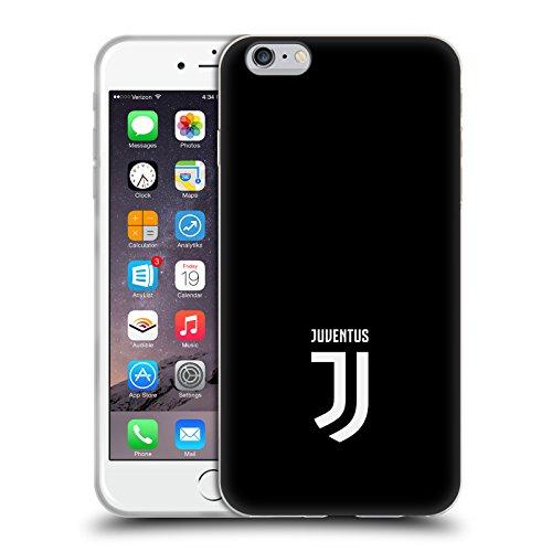 Head Case Designs Ufficiale Juventus Football Club Banale Lifestyle 2 Cover in Morbido Gel Compatibile con Apple iPhone 6 Plus/iPhone 6s Plus