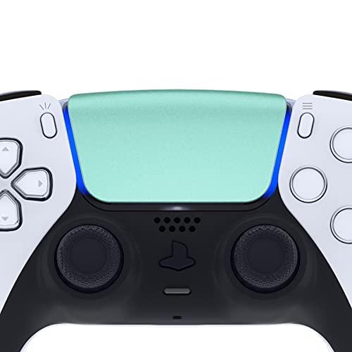 eXtremeRate Reserve-touchpad voor PS5-controller, DIY touchpad voor Playstation 5 controller, gepersonaliseerd stuk met gereedschap voor DualSense 5 controllers niet inbegrepen, groen metallic
