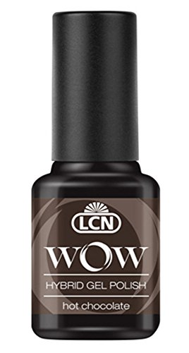 LCN WOW Hybrid Gel Polish - WOW 20 hot chocolate