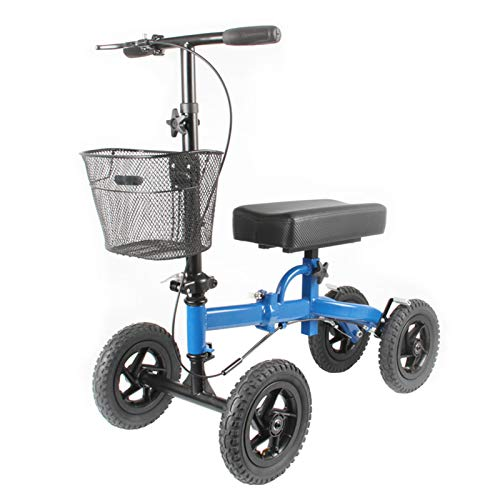 XIONGGG Crutch Alternative Medical Mobility Scooter